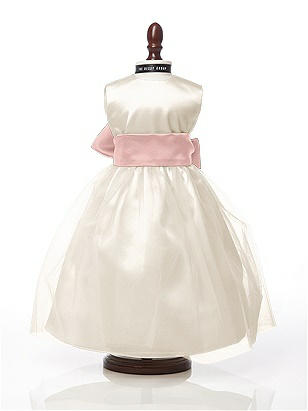 Dessy Girl Doll Dress DOL402 http://www.dessy.com/accessories/dessy-girl-doll-dresses-dol402/