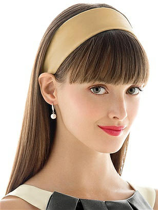 Matte Satin Stretch Headband http://www.dessy.com/accessories/matte-satin-stretch-headband/