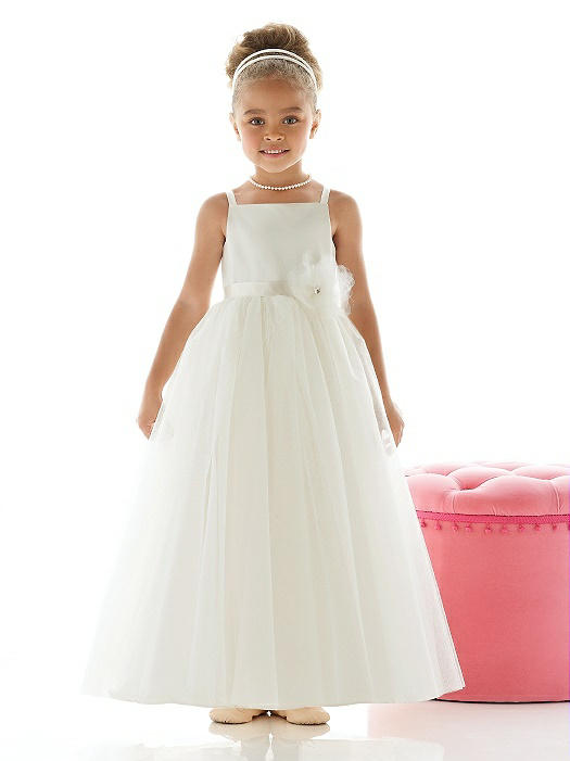 Flower Girl Dress FL4020 The Dessy Group