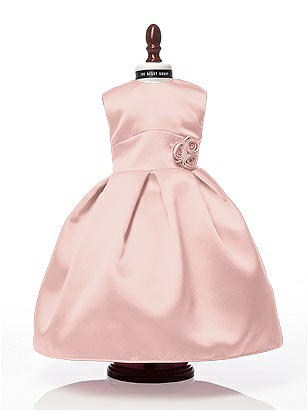 Doll dress to match style FL4022 http://www.dessy.com/accessories/18-inch-doll-dress-to-match-style-fl4022/