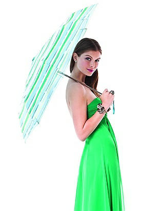 PANTONE WEDDING™ Umbrellas http://www.dessy.com/accessories/pantone-wedding-umbrellas/
