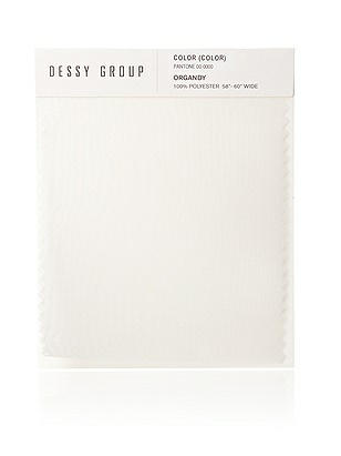 Organdy Swatch http://www.dessy.com/accessories/organdy-swatch/