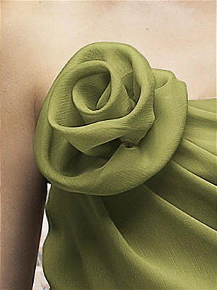 CLOSEOUT-Large Crinkle Chiffon Flower http://www.dessy.com/accessories/large-crinkle-chiffon-flower/
