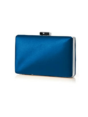 Matte Satin Pill Box Clutch http://www.dessy.com/accessories/matte-satin-pill-box-clutch/
