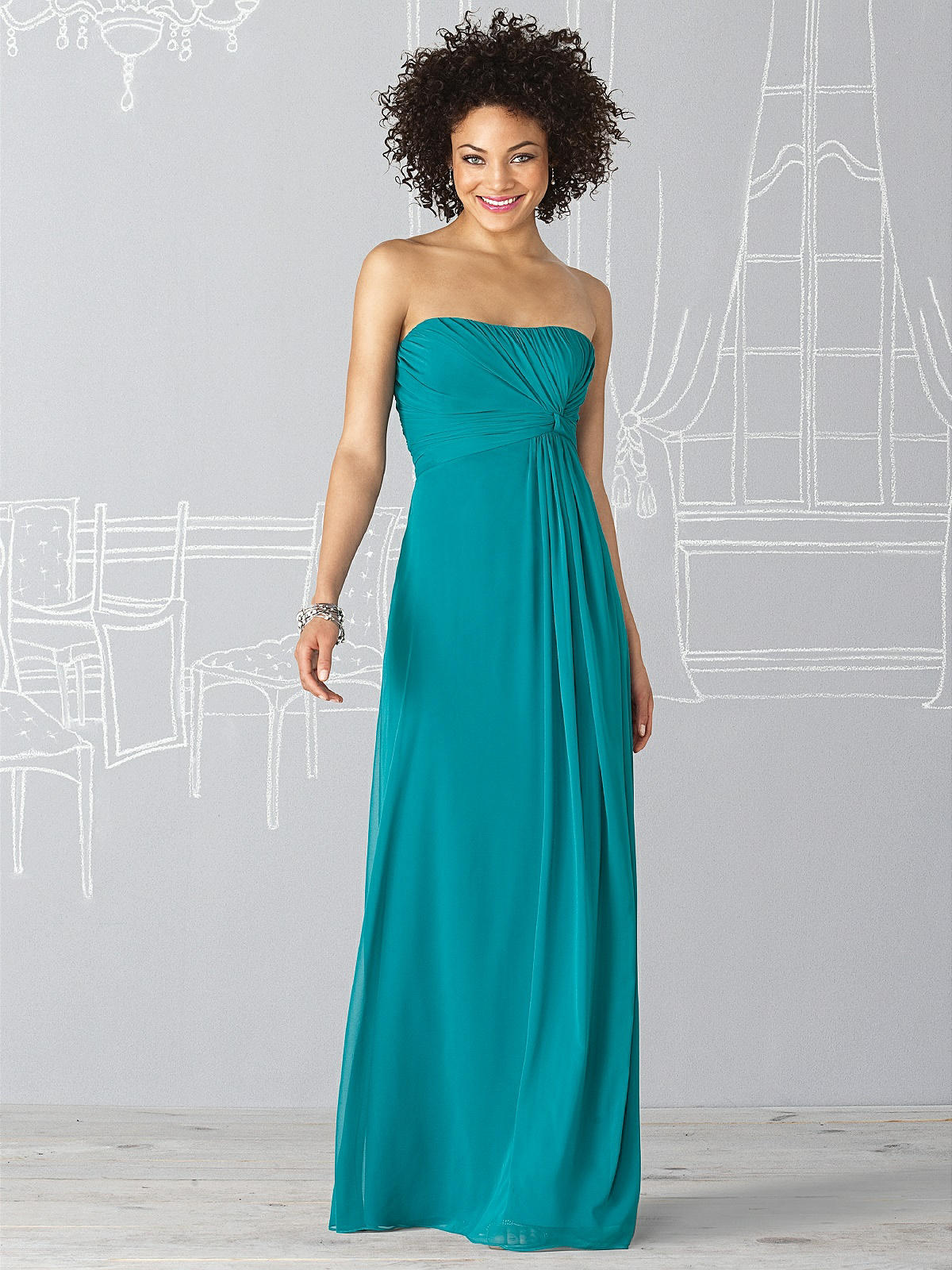 After Six Bridesmaid Dress 6623 The Dessy Group