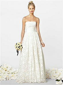 After Six Wedding Dress 1037