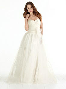 After Six Wedding Dresses Style 1038