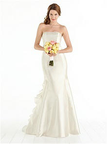 After Six Wedding Dress 1039