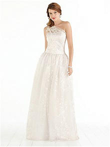 After Six Wedding Dress 1043