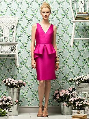 Lela Rose Style LR186 http://www.dessy.com/dresses/lelarose/lr186/