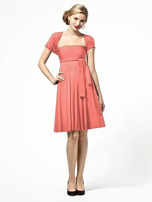 Little Twist Dress http://www.dessy.com/accessories/Little-twist-dress/