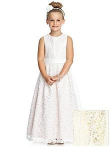 Flower Girl Style FL4039
