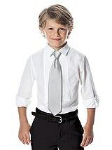 Yarn Dyed Boy's Slider Tie