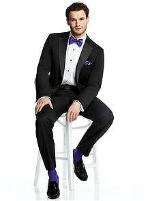 Men's Socks in PANTONE Wedding Colors