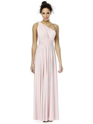 Twist Wrap Dress: Long http://www.dessy.com/dresses/twist-long/
