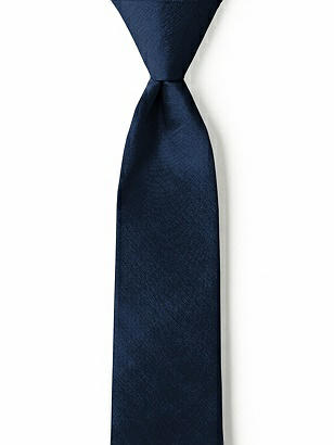 "Boy's 14"" Zip Neck Tie in Peau de Soie http://www.dessy.com/accessories/boys-14-inch-peau-de-soie-zip-neck-tie/"