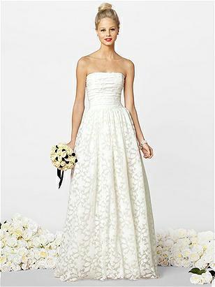 After Six Wedding Dress 1037 http://www.dessy.com/dresses/wedding/1037/