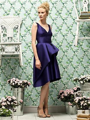 Lela Rose Style LR187 http://www.dessy.com/dresses/lelarose/lr187/