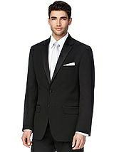Notch Collar Tuxedo Jacket - The Andrew