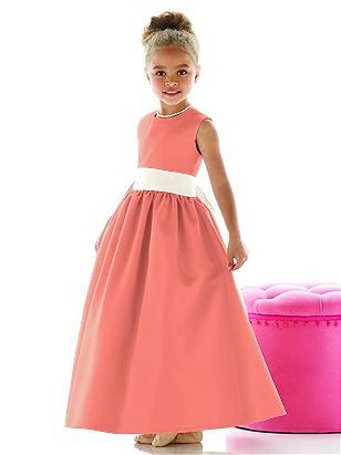 Flower Girl Dress FL4021 http://www.dessy.com/dresses/flowergirl/fl4021/
