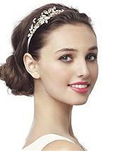 Vintage Look Embellished Bridal Headband