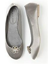 Loopy Flower Shoe Clip