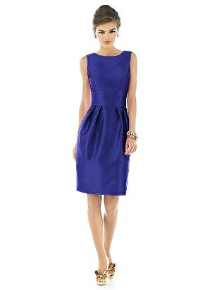 Alfred Sung Style D523 http://www.dessy.com/dresses/bridesmaid/d523/