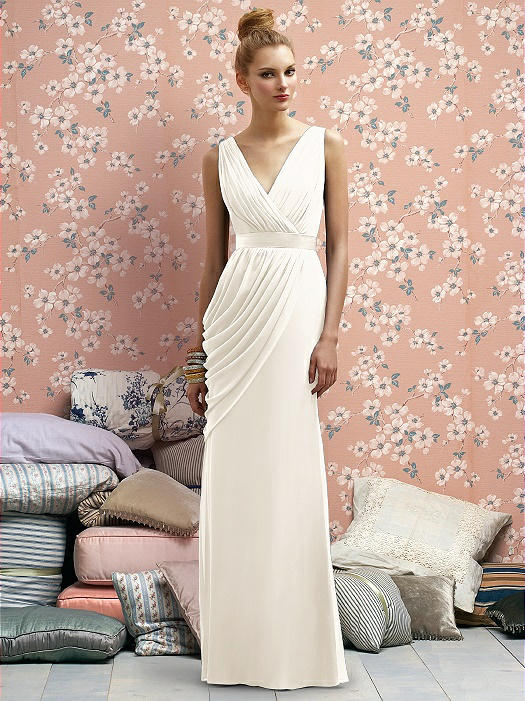 Lela Rose Bridesmaid Dress Lr174 The Dessy Group