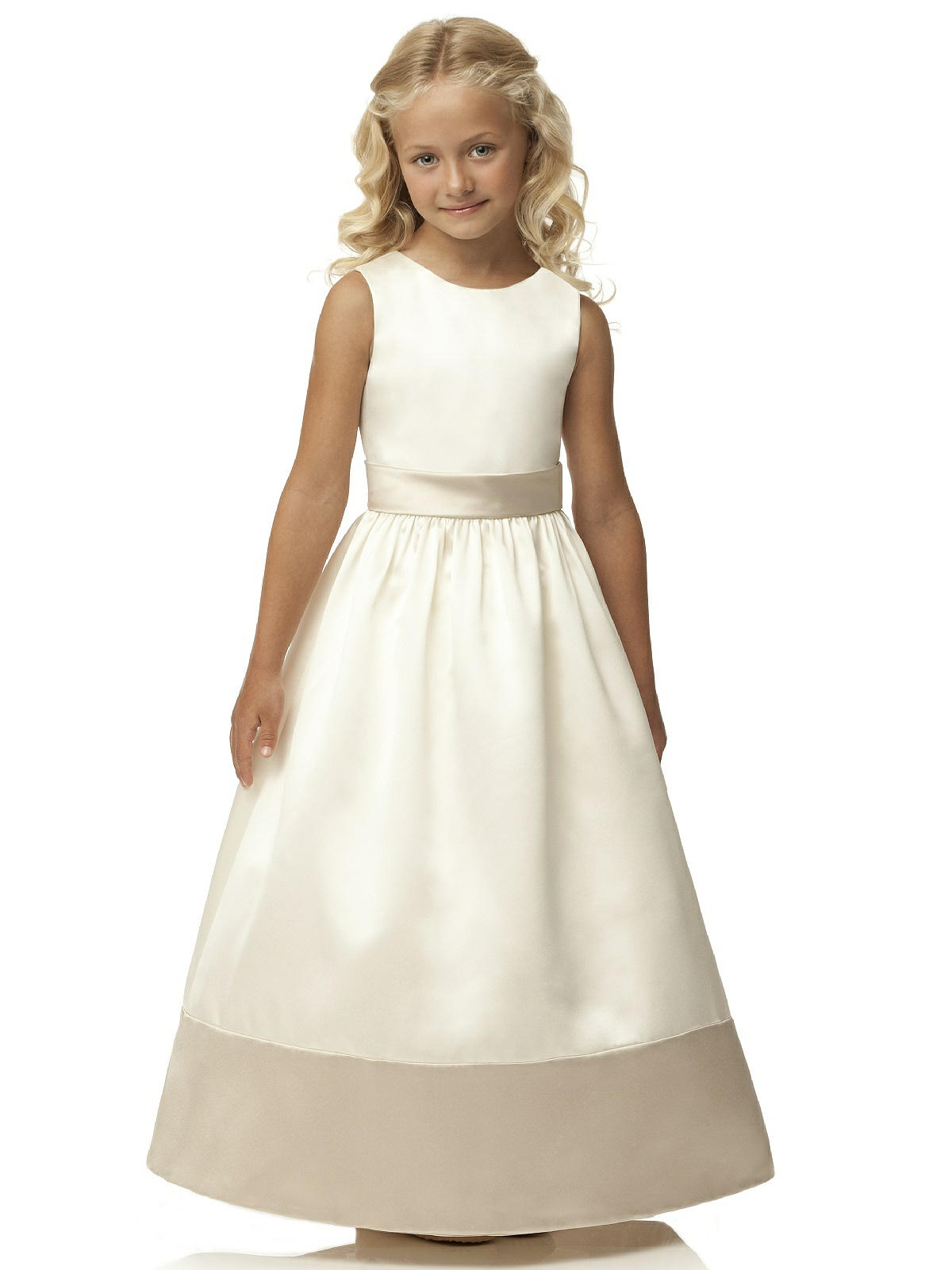 Dessy Flower Girl Dresses