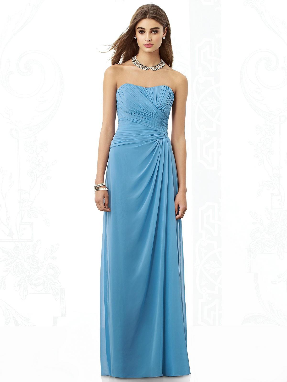 DESSY BRIDESMAID DRESS - Yuman Dakren