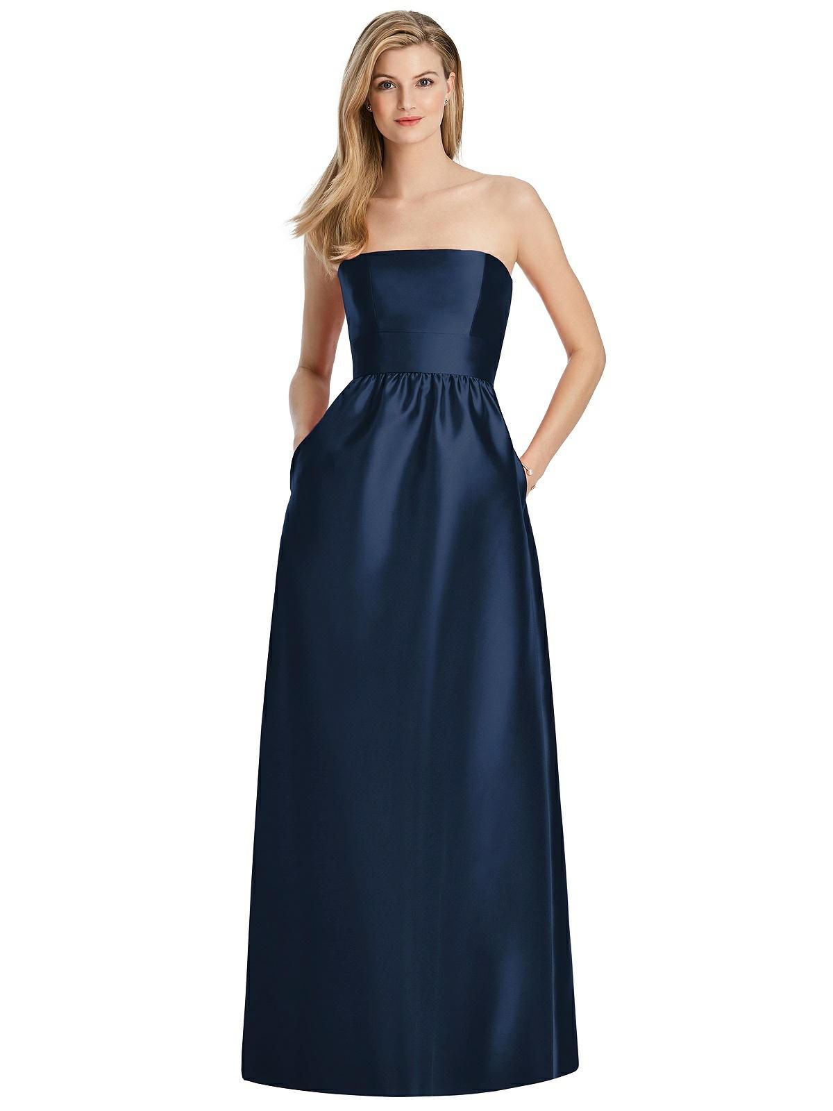 1960s Evening Dresses, Bridesmaids, Mothers Gowns Special Order Lela Rose Bridesmaid Dress LR248 $242.00 AT vintagedancer.com