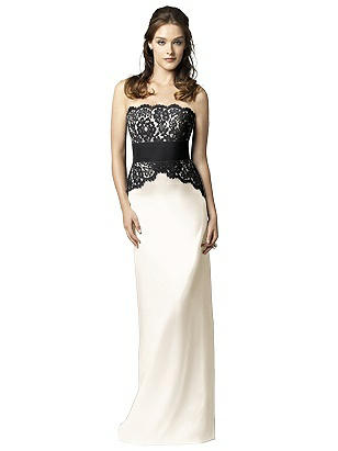 1960s Evening Dresses, Bridesmaids, Mothers Gowns Dessy Collection Style 2849 $288.00 AT vintagedancer.com