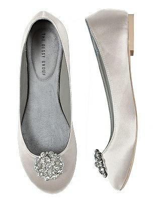Retro Vintage Flats and Low Heel Shoes Jeweled Shoe Clip $21.00 AT vintagedancer.com