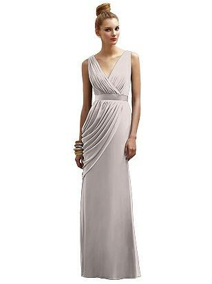 1930s Evening Dresses | Old Hollywood Dress Special Order Lela Rose Bridesmaids Style LR174 $294.00 AT vintagedancer.com