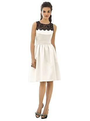 60s Wedding Dresses   70s Wedding Dresses Quick Delivery After Six Bridesmaid Dress 6644 $230.00 AT vintagedancer.com