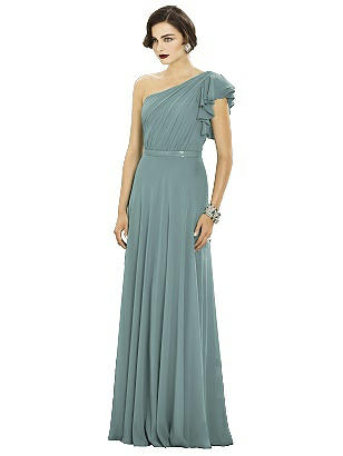 1950s Prom Dresses & Party Dresses Special Order Dessy Collection Style 2885 $273.00 AT vintagedancer.com