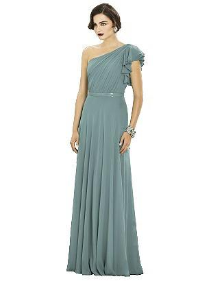 Vintage Evening Dresses and Formal Evening Gowns Special Order Dessy Collection Style 2885 $273.00 AT vintagedancer.com
