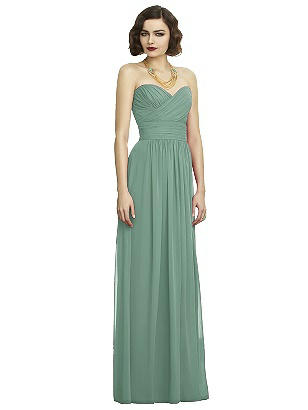 1950s Prom Dresses & Party Dresses Special Order Dessy Collection Style 2896 $284.00 AT vintagedancer.com