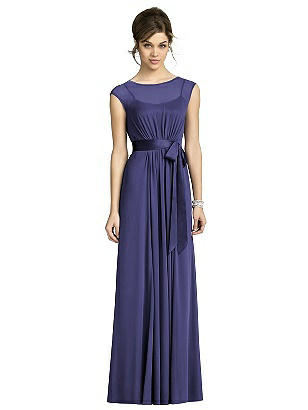 1900 Edwardian Dresses, Tea Party Dresses, White Lace Dresses Special Order After Six Style 6676 $248.00 AT vintagedancer.com