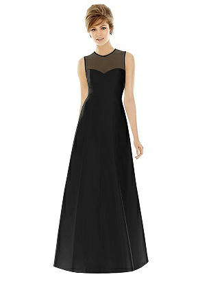 Vintage Evening Dresses and Formal Evening Gowns Special Order Alfred Sung Style D695 $210.00 AT vintagedancer.com