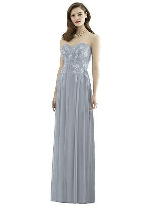 1950s Formal Dresses & Evening Gowns Special Order Dessy Collection Style 2948 $229.00 AT vintagedancer.com