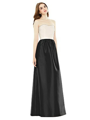 1950s Prom Dresses & Party Dresses Special Order Alfred Sung Style D724 $221.00 AT vintagedancer.com