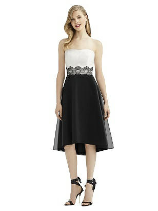 50s Wedding Dress, 1950s Style Wedding Dresses, Rockabilly Weddings Special Order After Six Bridesmaid Dress 6747 $229.00 AT vintagedancer.com