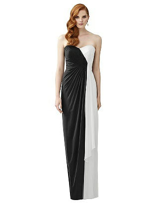 Vintage Evening Dresses and Formal Evening Gowns Special Order Dessy Collection Style 2956 $273.00 AT vintagedancer.com