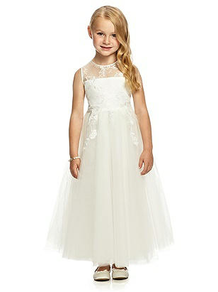 1950s Bridesmaid Dresses | 50s Bridesmaid Dresses Special Order Flower Girl Dress FL4051 $231.00 AT vintagedancer.com