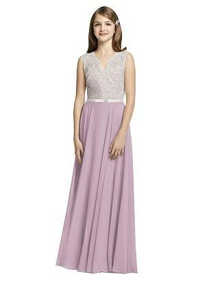 1960s Evening Dresses, Bridesmaids, Mothers Gowns Special Order Dessy Collection Junior Bridesmaid JR532 $273.00 AT vintagedancer.com