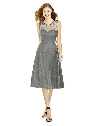 1950s Prom Dresses & Party Dresses Special Order After Six Bridesmaids Style 6750 $242.00 AT vintagedancer.com