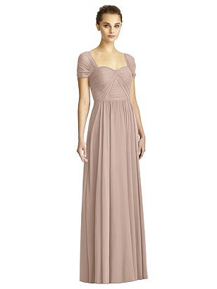 1940s Evening, Prom, Party, Cocktail Dresses & Ball Gowns Special Order JY Jenny Yoo Bridesmaid Style JY521 $252.00 AT vintagedancer.com