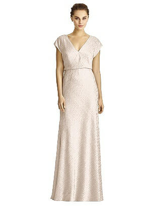1930s Dresses | 30s Art Deco Dress Special Order JY Jenny Yoo Bridesmaid Style JY525 $229.00 AT vintagedancer.com