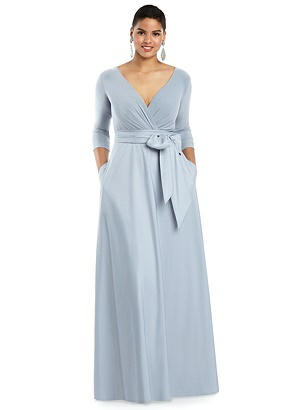 1960s Evening Dresses, Bridesmaids, Mothers Gowns Special Order Alfred Sung Style D736 $229.00 AT vintagedancer.com